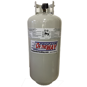 propane on the way | propane delivery and exchange service